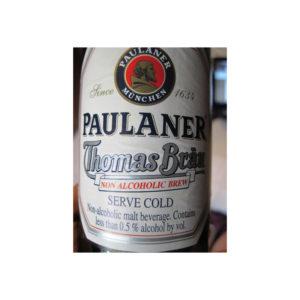 Paulaner Thomas Brau - Paulaner Thomas Brau Non-Alcoholic