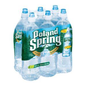Poland Spring - Sport Cap 24oz (700ml) Bottle Case - 24 Pack