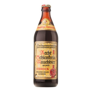 Aecht Schlenkerla Rauchbier - Smoked Urbock 500ml (16.9oz) Bottle 24pk Case