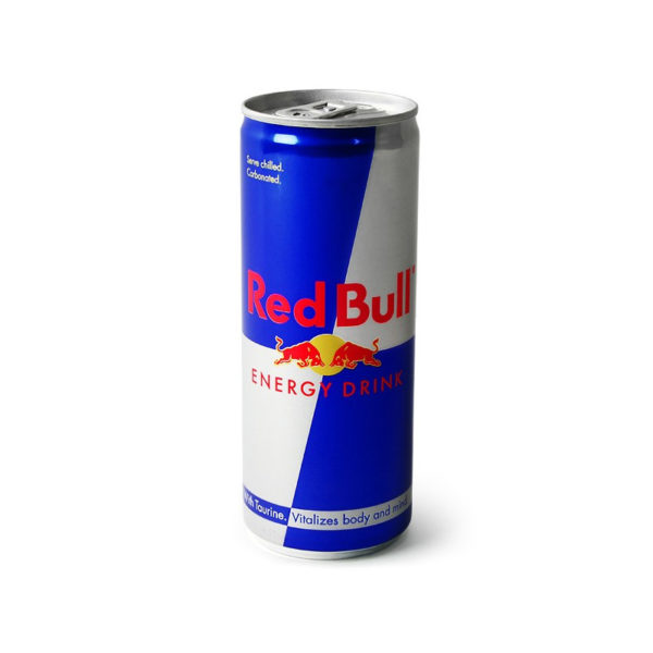 Red Bull - 8oz Energy Drink Can Case