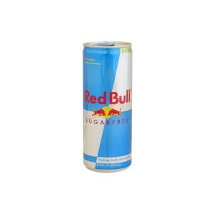 Red Bull - Sugar-Free 8oz Energy Drink Can Case