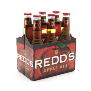 Redds - Apple Ale 12oz Bottle 24pk Case (Not a Cider)