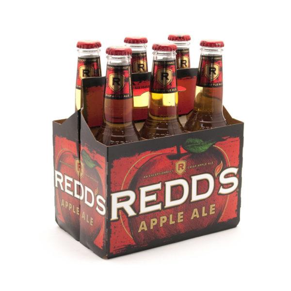 Redds - Apple Ale 12oz Bottle 24pk Case (Not a Cider)