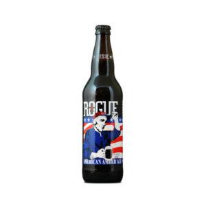 Rogue - American Amber 22oz Bottle 24pk Case