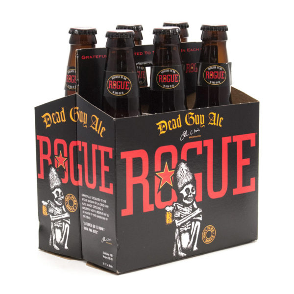 Rogue - Dead Guy 12oz Bottle 24pk Case