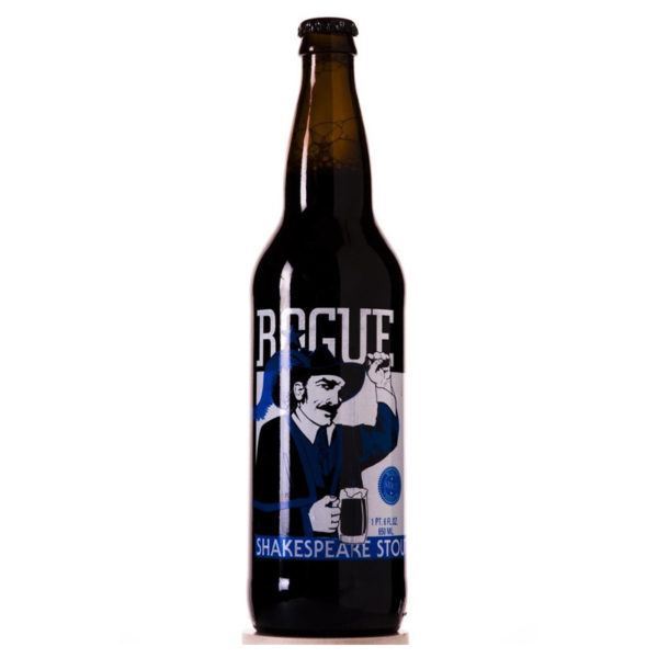 Rogue - Shakespeare Stout 22oz Bottle 24pk Case