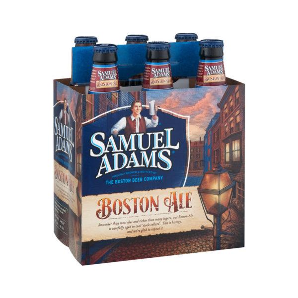 Samuel Adams - Boston Ale 12oz Bottle 24pk Case