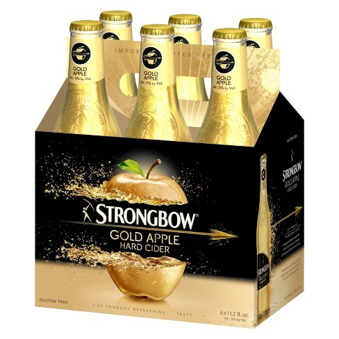 Strongbow - Gold 12oz Bottle Case