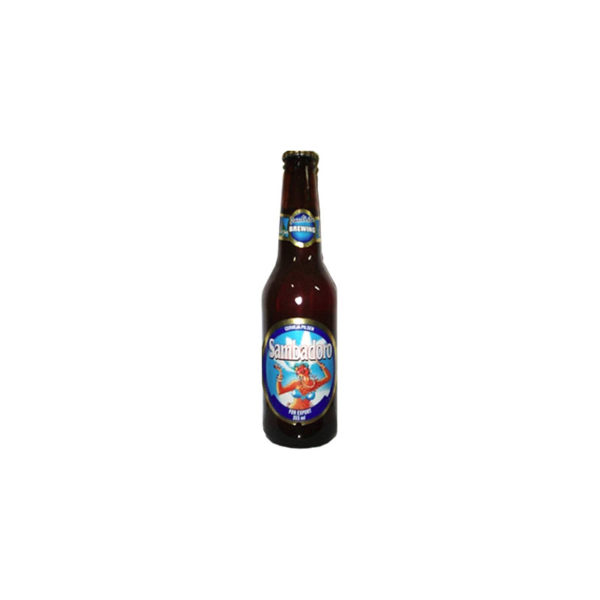 Sambadoro - Lager 12oz Bottle 24pk Case