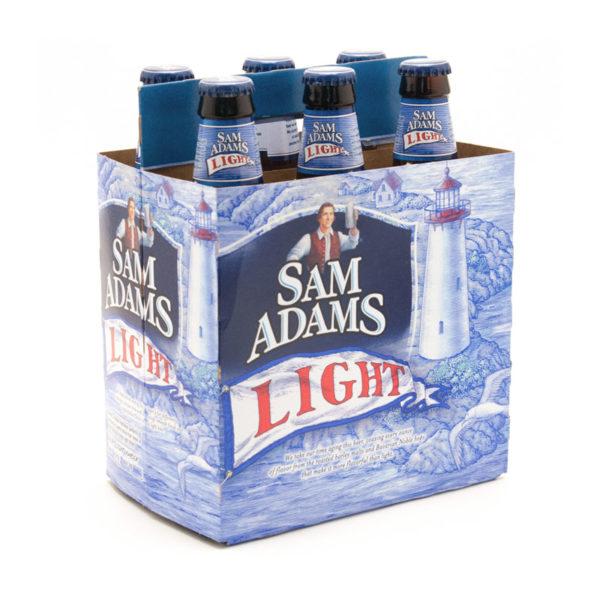 Samuel Adams - Light 12oz Bottle 24pk Case