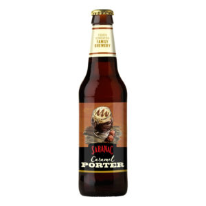 Saranac - Caramel Porter 12oz Bottle 24pk Case