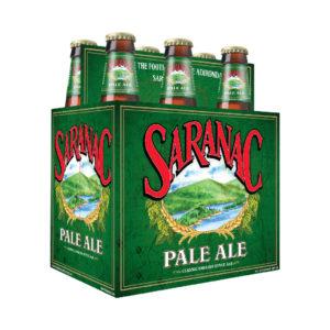 Saranac - Pale Ale 12oz Bottle 24pk Case
