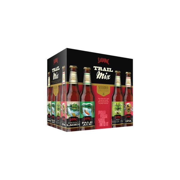 Saranac - Trail Mix 12oz Bottle 24pk Case