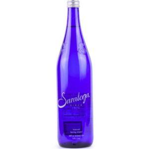 Saratoga - Still 28oz Glass Bottle Case - 12 Pack