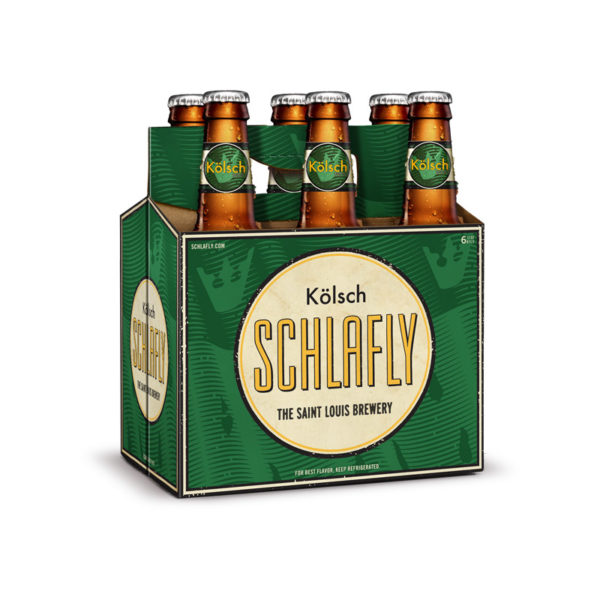 Schlafly - Kolsch 12oz Bottle 24pk Case