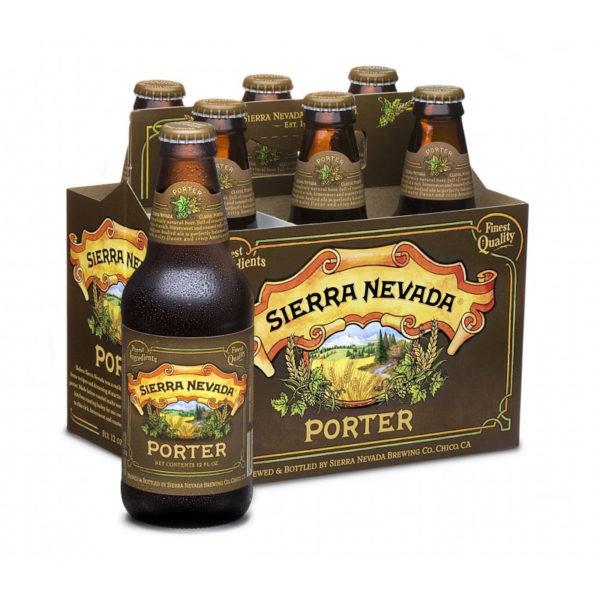 Sierra Nevada - Porter 12oz Bottle 24pk Case
