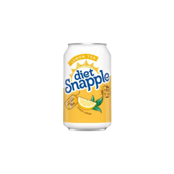 Snapple - Diet Lemon Tea 11.5oz Can Case