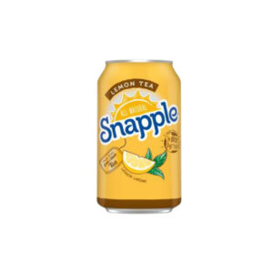 Snapple - Lemon Tea 11.5oz Can Case