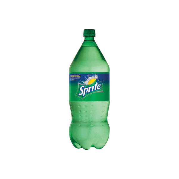 Sprite - 2 Liter Bottle (8 pack) Case
