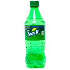 Sprite - 20oz Bottle Case