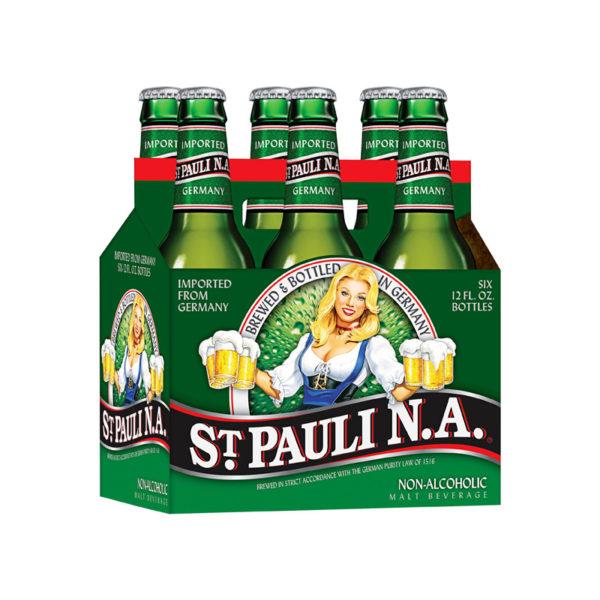 St. Pauli - Non Alcoholic 12oz Bottle Case