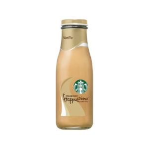 Starbucks Frappucino - Vanilla 9.5oz Bottle Case