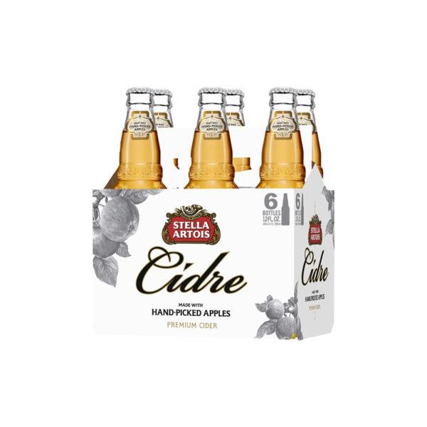 Stella Artois - Stella Cidre (Cider) 12oz Bottle Case