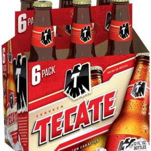 Tecate - Lager 12oz Bottle 24pk Case