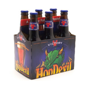 Victory - Hop Devil IPA 12oz Bottle 24pk Case