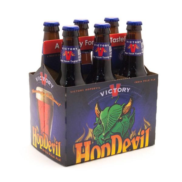Victory - Hop Devil IPA 12oz Bottle 24pk Case