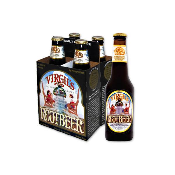 Virgil's - Root Beer 12oz Bottle Case