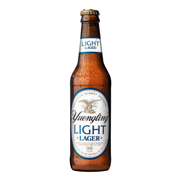 Yuengling - Light 12oz Bottle 24pk Case