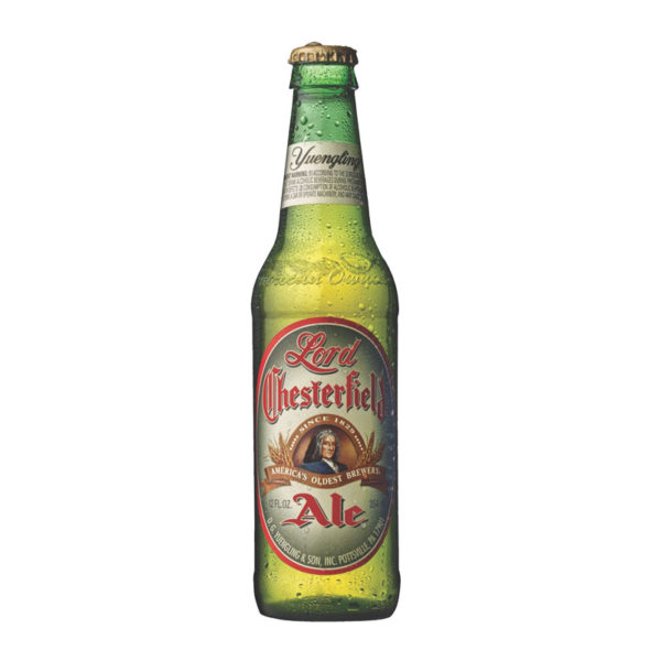 Yuengling - Lord Chesterfield Ale 12oz Bottle 24pk Case