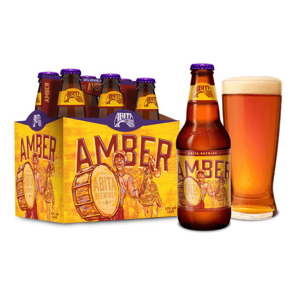 Abita - Amber 12oz Bottle 24pk Case