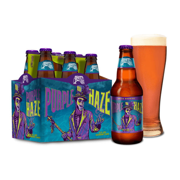 Abita - Purple Haze 12oz Bottle 24pk Case