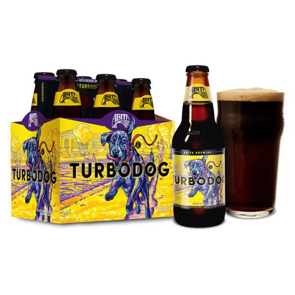 Abita - Turbo Dog 12oz Bottle 24pk Case
