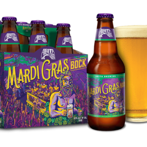 Abita - Mardi Gras Bock 12oz Bottle 24pk Case
