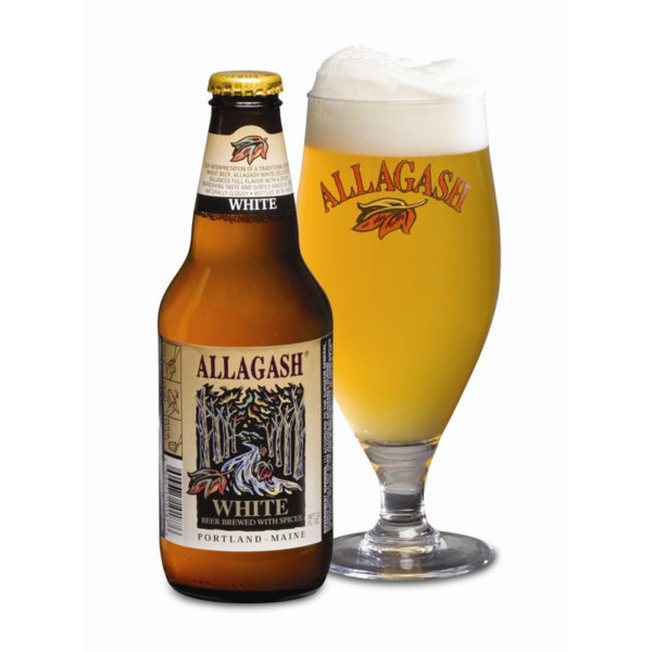 Allagash - White Ale 12oz Bottle 24pk Case