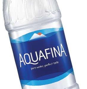 Aquafina - 1 Liter (33.8oz) Bottle Case - 15 Pack
