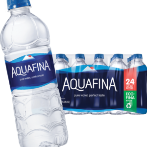 Aquafina - 16.9oz Bottle Case - 24 Pack