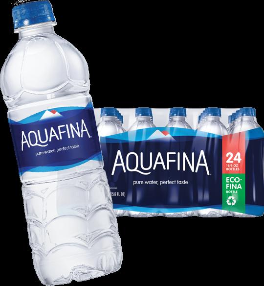 Aquafina - 16.9oz Bottle Case - 24 Pack