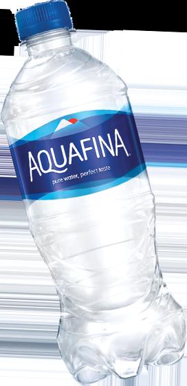 Aquafina - 20oz Bottle Case - 24 Pack