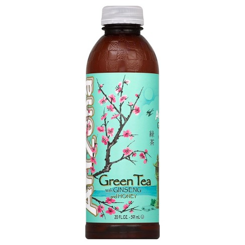 Arizona - Green Tea 20oz Bottle Case