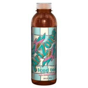 Arizona - Lemon Tea 20oz Bottle Case