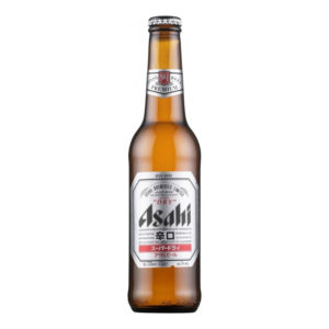Asahi - Super Dry 12oz Bottle 24pk Case