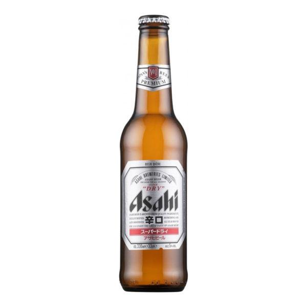 Asahi - Super Dry 12oz Bottle 24pk Case