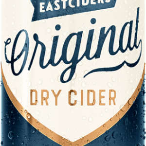 Austin Eastciders - Original Dry Cider 12oz Can Case