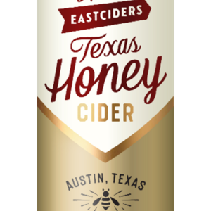 Austin Eastciders - Honey Cider 16oz Can Case
