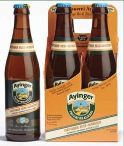 Ayinger - Oktoberfest 11.2oz (330ml) Bottle 24pk Case