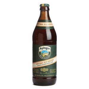 Ayinger - Oktober Fest-Marzen 500ml (16.9oz) Bottle 24pk Case (Seasonal)